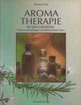 Aromatherapie bei Beschwerden -