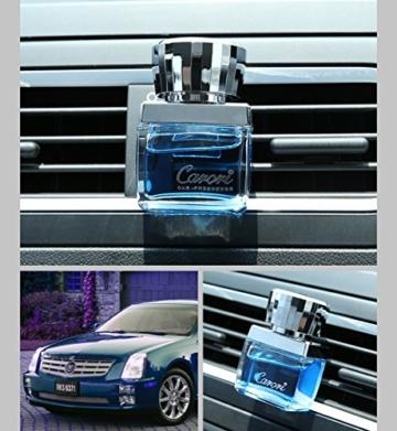 Carori Auto Duft Auto Lufterfrischer Auto Parfüm Lufterfrischer