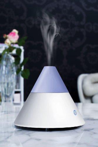 vesuvio ultraschall duftzerstaeuber farbe weiss das original aroma diffuser. Black Bedroom Furniture Sets. Home Design Ideas